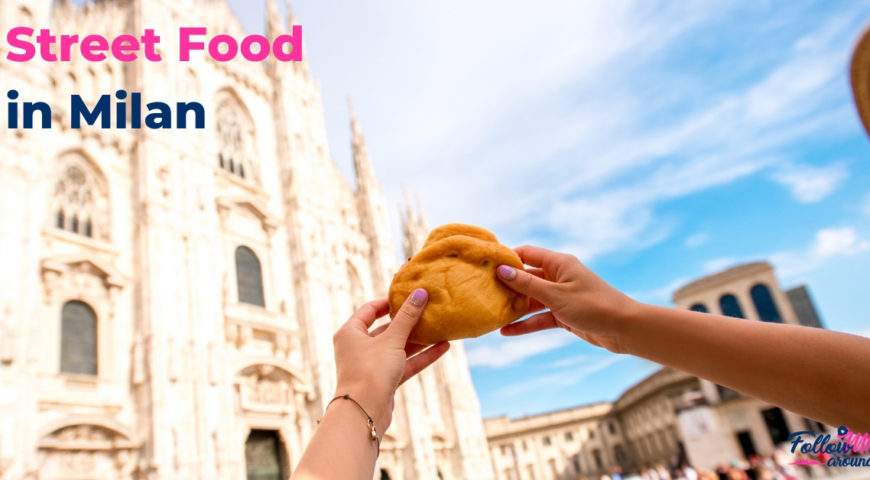 street food in milan